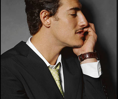NEW YORK, NY - MARCH 19: Actor Eric Balfour is photographed for Men's Health Magazine in New York City in 2006. (Photo by Henry Leutwyler/Contour by Getty Images) *** Local Caption ***