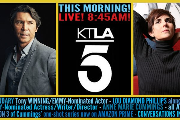 KTLA - announcement day of